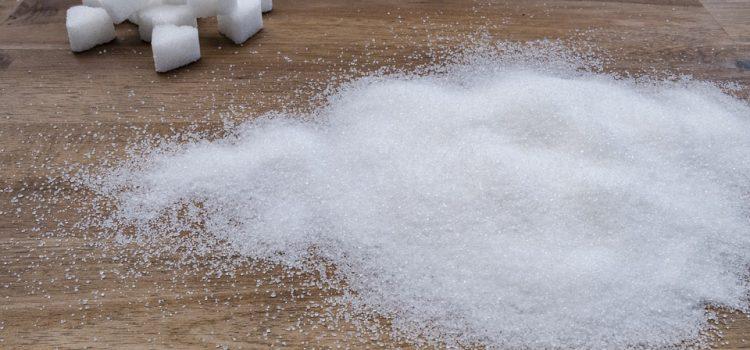 aanbevolen hoeveelheid suiker who