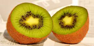 Kiwi slapen tryptofaan