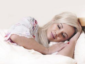 slaapprobleem aanpakken