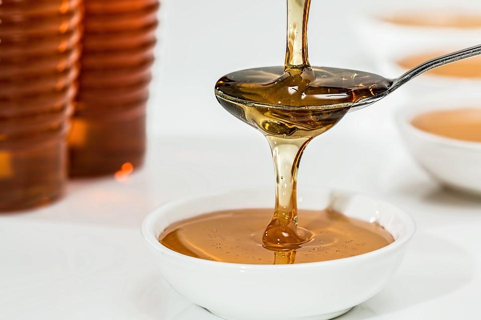 wat zijn snelle suikers honing